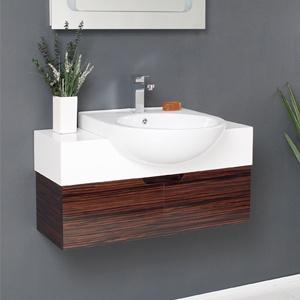 Floating Sink Bathroom : Floating sink