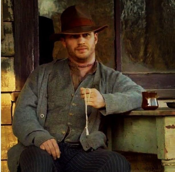 Tom Hardy in Lawless |...