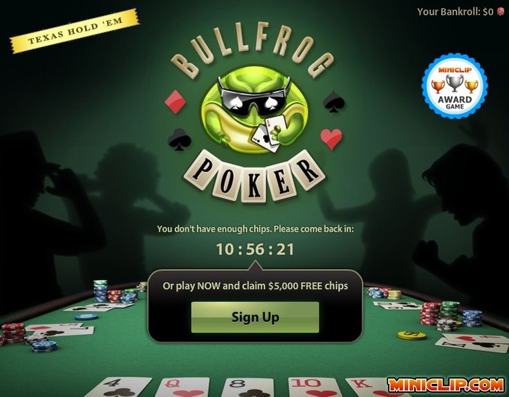 poker free online game miniclip