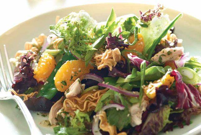 Asian Chicken Salad | Recipe