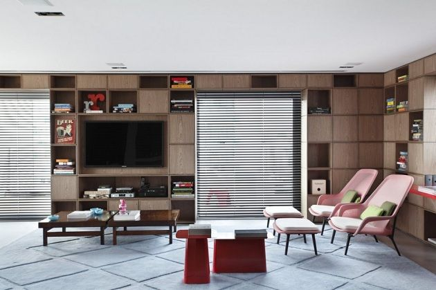 RR House - Duplex Apartment Penthouse in Brazil (6)