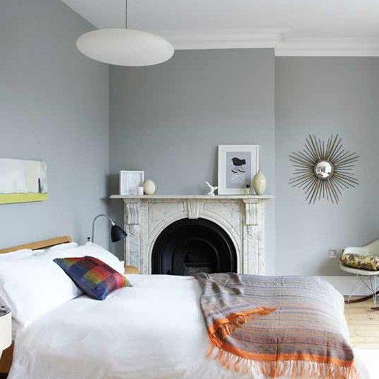Light modern bedroom