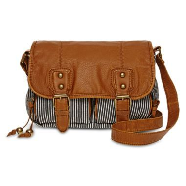 Arizona Edie Mini Messenger Bag found at @JCPenney