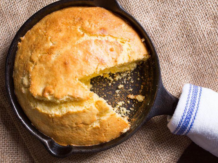 real southern cornbread | Bread | Pinterest