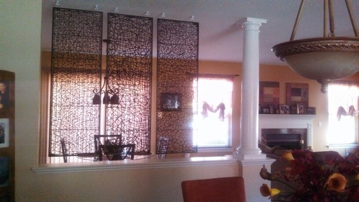 Room divider for a half wall for the home pinterest - Room divider half wall ...