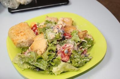 Corn Bread Taco Salad   What I cook   Pinterest