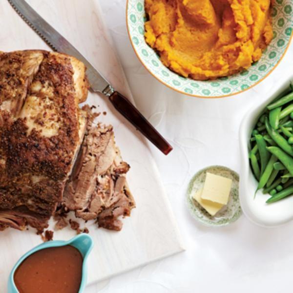 slow roasted pork slow roasted pork shoulder with savory apple gravy ...