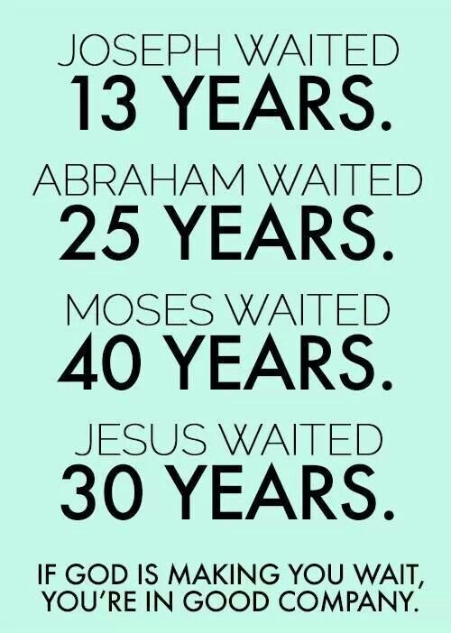 Patience god the great n only pinterest