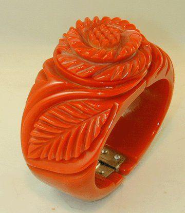 1920's Bakelite Bracelet.
