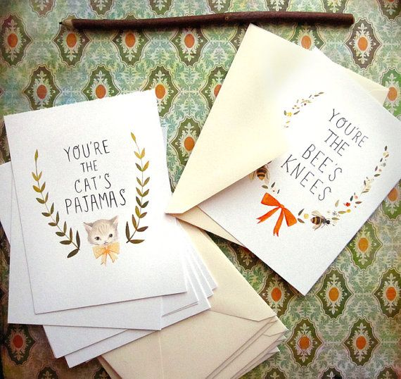 Lovely prints and paper goods!