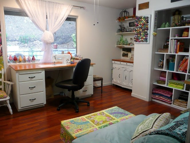 Sewing room ideas for the big remodel!! | Dream Craft Room | Pinterest