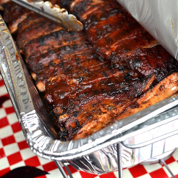 Famous Dave's Bar-B-Que - Baby Back Ribs - Foodspotting