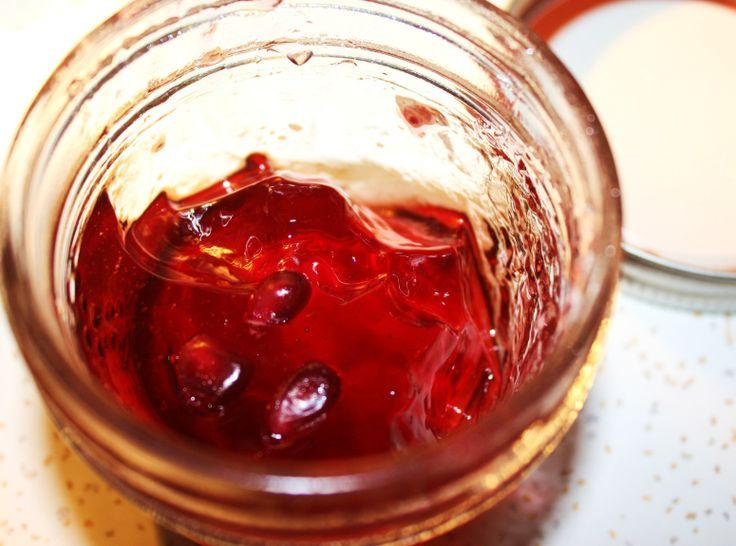 Pomegranate Jelly | Jam & Jelly | Pinterest