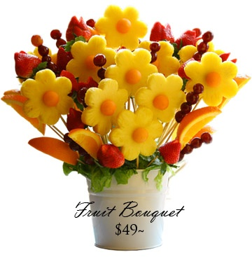 Pin by dany barrios on fruit bouquet pinterest Fruit bouquet