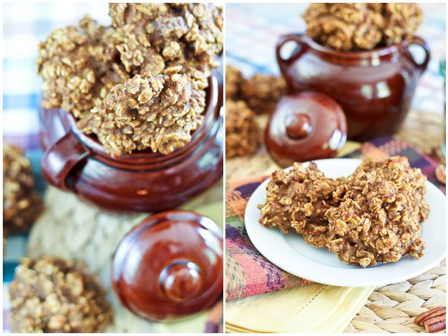 Completely Sugar Free / High Protein Pumpkin Oatmeal Cookies | by ...