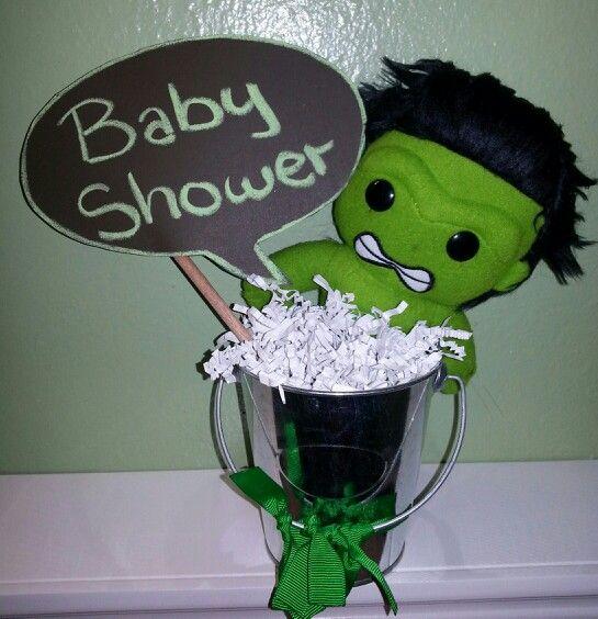 hulk avengers baby shower some day