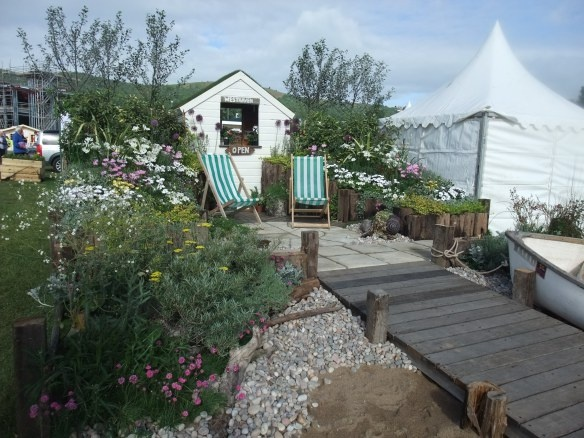 Garden Design Ideas Seaside : Lovely seaside themed garden idea my style