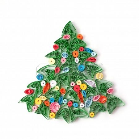 Etsy Finds Paper Quilling Per Natale   Beautiful Scenery Photography