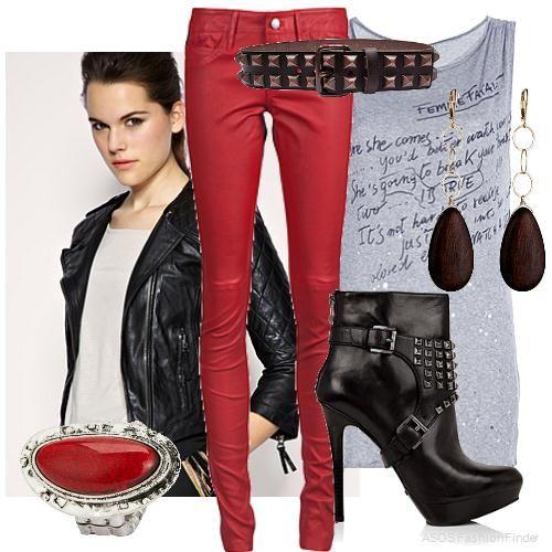 Rock Chick My Style Pinterest