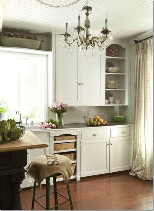 french country cottage kitchen luv pinterest