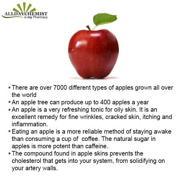 Best health benefits of eating Apples foto