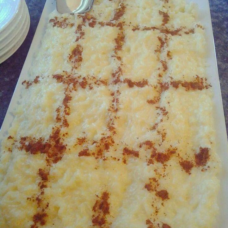Portuguese Rice Pudding | Portuguese Heritage | Pinterest