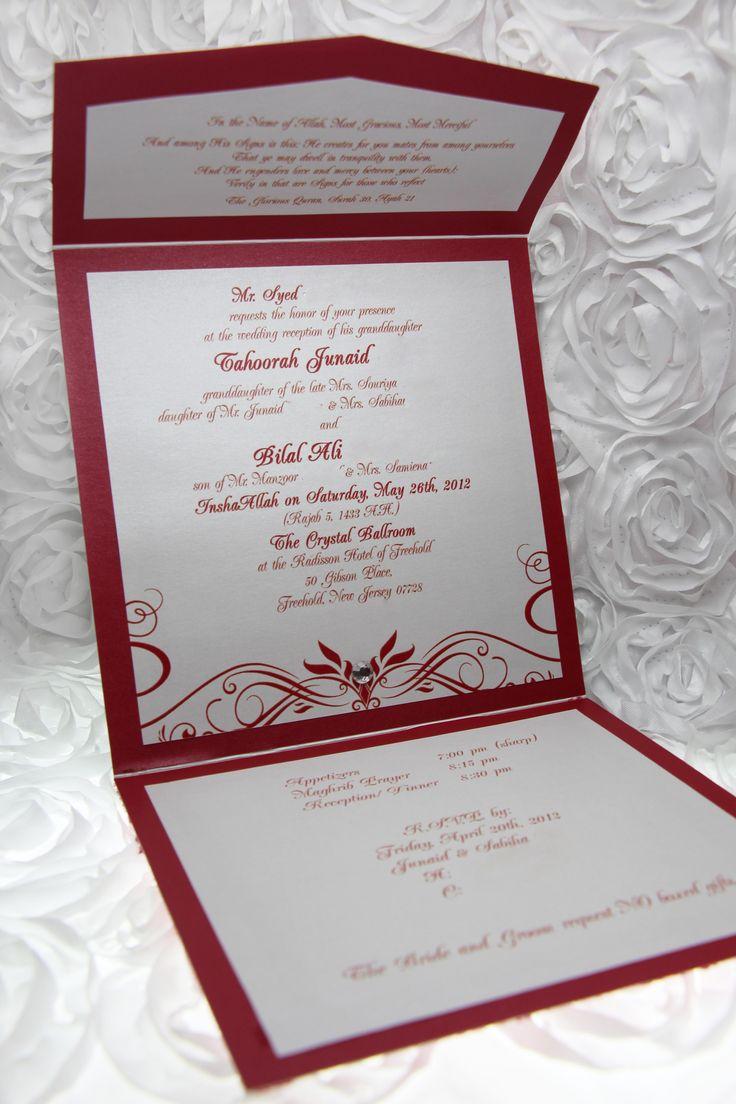 Pin By Penny Turgeon On Handmade Wedding Invitations