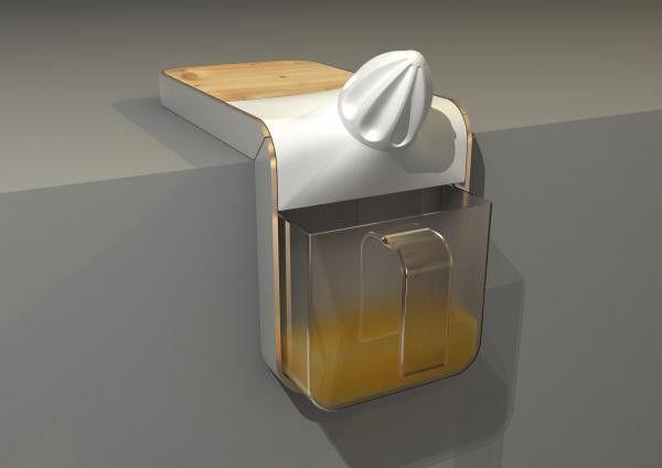 cuisine design objet avec des id es