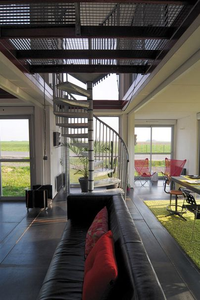 Shipping Container Home Interior Container Living
