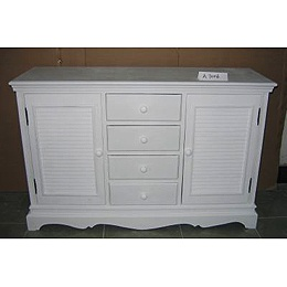 White Buffet Table : White buffet table  DIY Projects  Pinterest