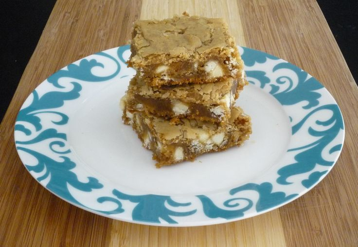 Pin by Cecille A on Brownies and Blondies | Pinterest