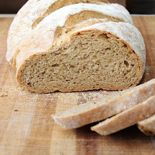 Rye Bread with Molasses and Caraway via @Donna Currie