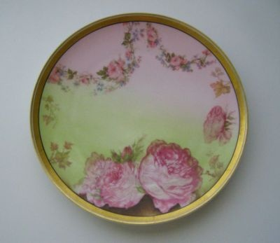 Haviland and co Limoges Plate