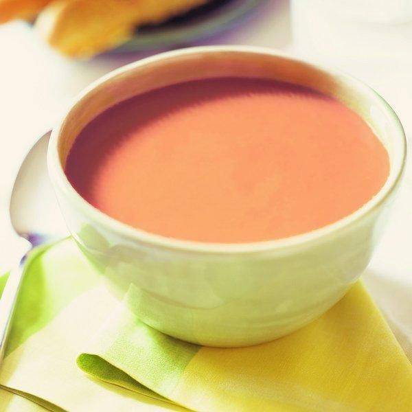 Chilled cantaloupe & strawberry soup - Chatelaine