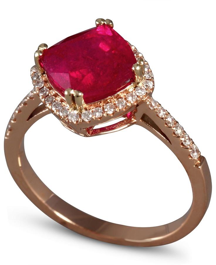 Effy Ring Rose
