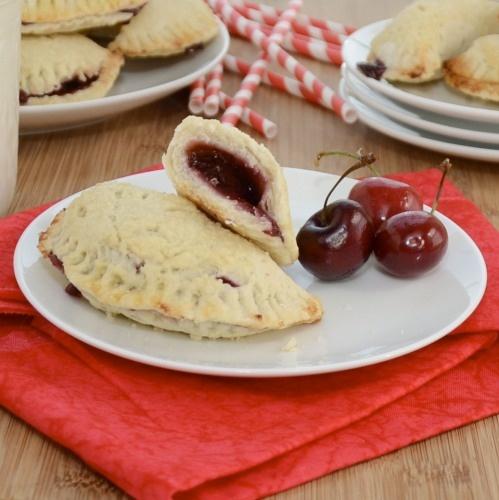 Cherry Hand Pies {Sweet Pea's Kitchen}