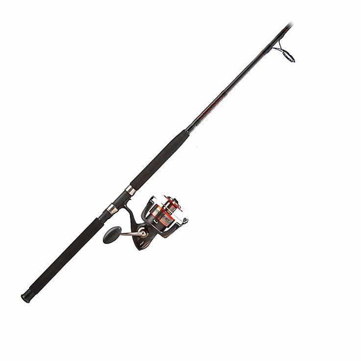 Free offer penn fierce spinning rod and reel combo for Penn fishing combos