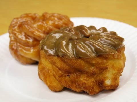 French cruller donut | Yum | Pinterest