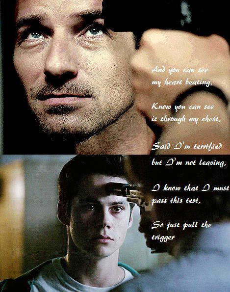 Teen wolf peter and stiles