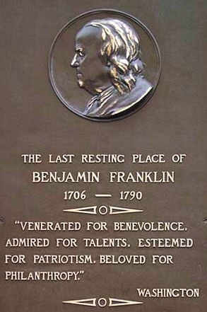 Benjamin Franklin Quotes On Death Quotesgram