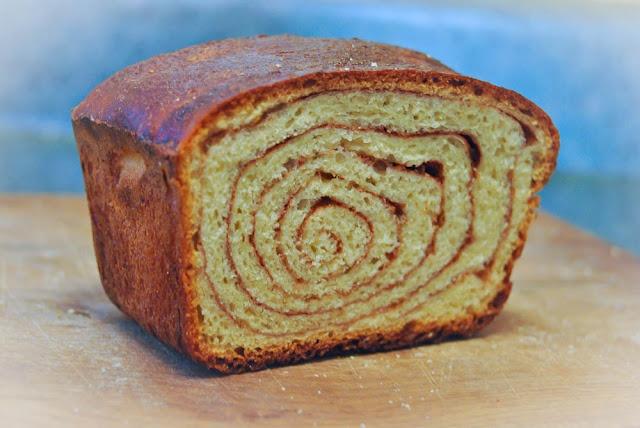 Homemade Cinnamon Bread | Eats | Pinterest