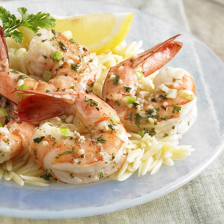 Shrimp Scampi McCormick Garlic Powder is such a great seasoning and I ...