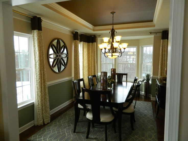 Dining room new home ideas pinterest for Dining room ideas on pinterest