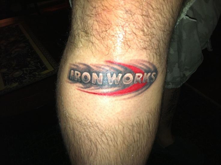 iron works center tattoos