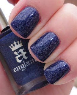 Midnight Blue | Luvable Nail Art | Pinterest
