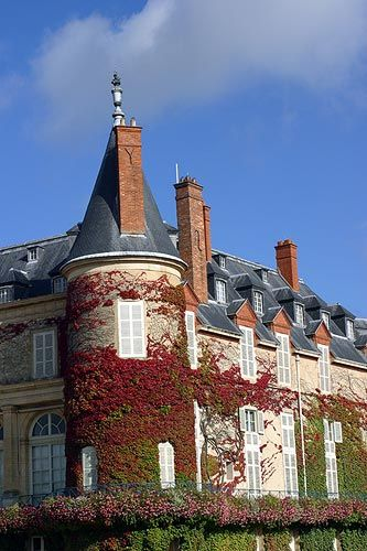 Rambouillet France  city photos gallery : Chateau Rambouillet, France