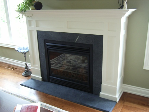 soapstone fireplace search apple home