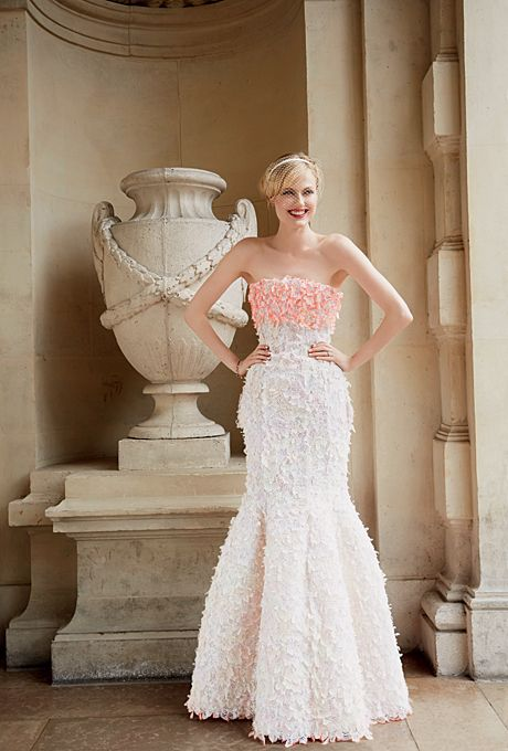Haute couture wedding dresses french wedding style for French couture