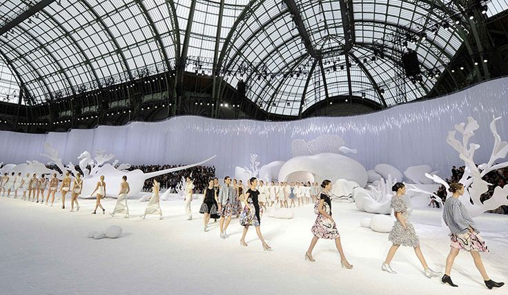 CHANEL, SS12: photo by gonzalo fuentes.