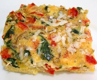 Egg Vegetable Casserole   recipes...yummmmyyy   Pinterest